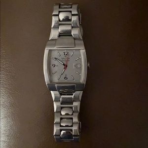 ** Discontinued ** NAUTICA Stainless Steel Watch